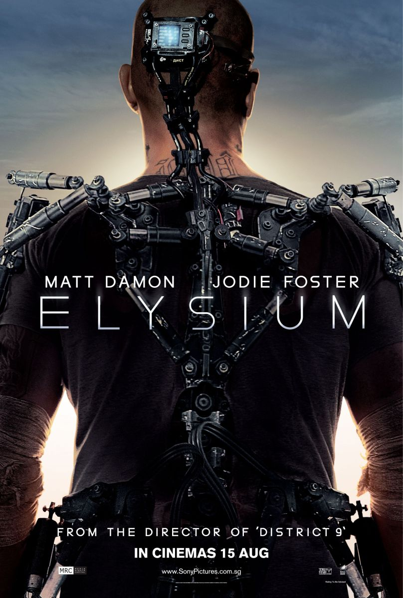 Film of the Day (03/31/19): Elysium