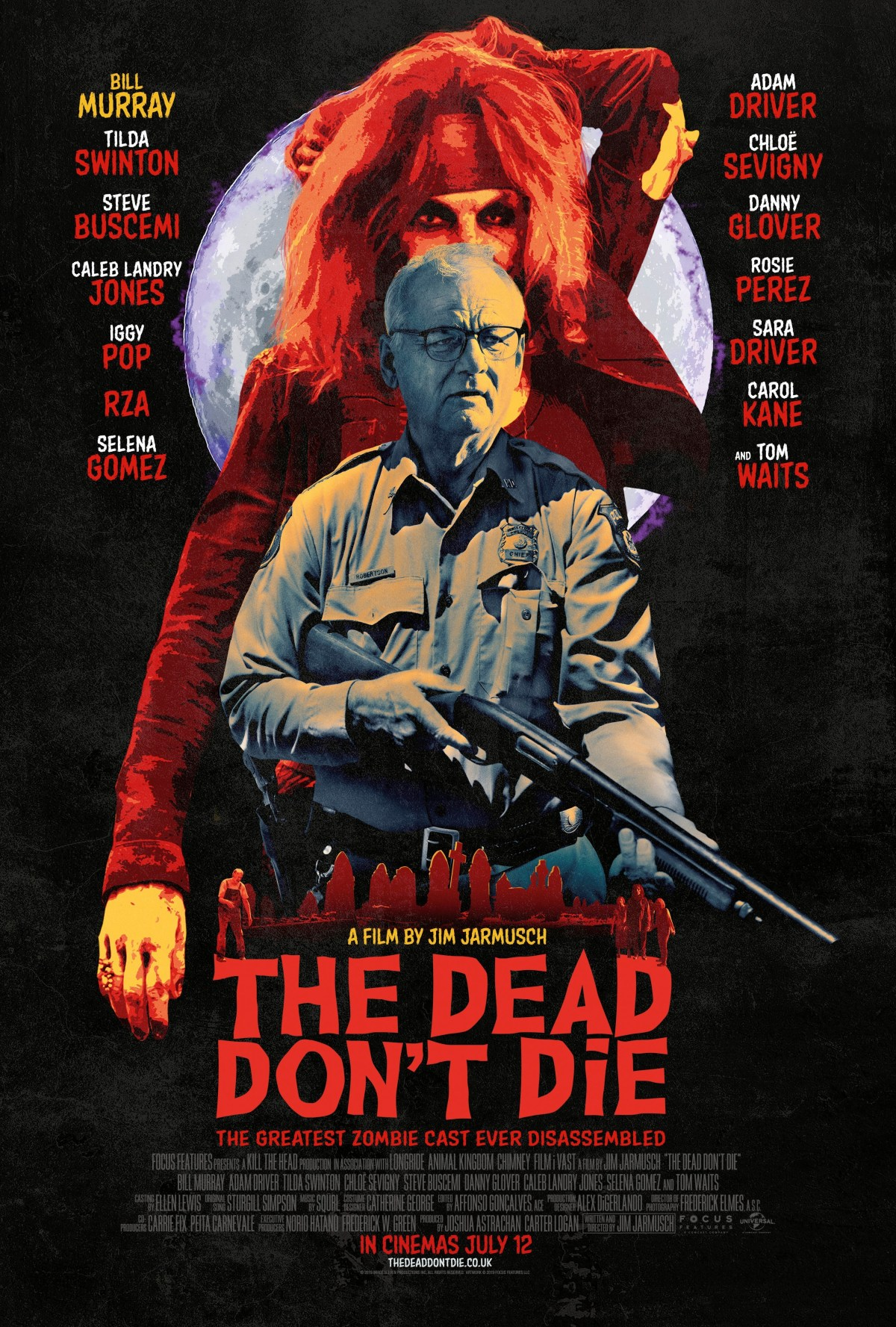 'The Dead Don't Die' Review Haiku: This Isn't Going to End Well…