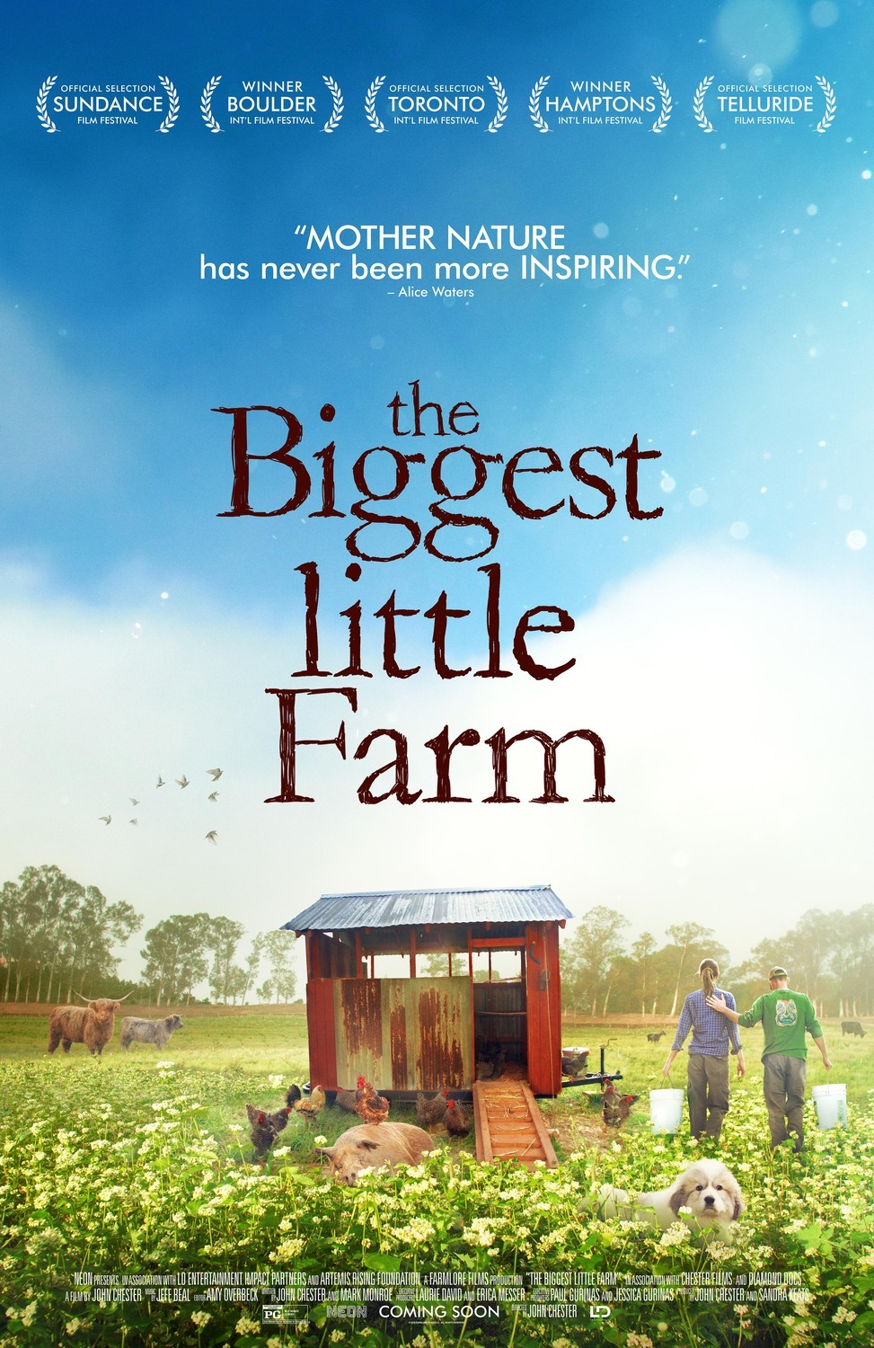 'The Biggest Little Farm' Review Haiku: Old Becomes New Again