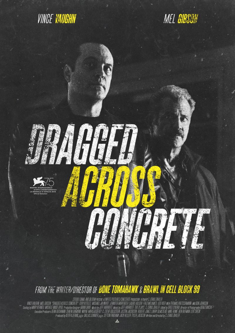 'Dragged Across Concrete' Review Haiku: I'm In Until I'm Not